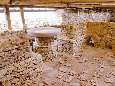 Römische Badruine Hüfingen, Brunnen